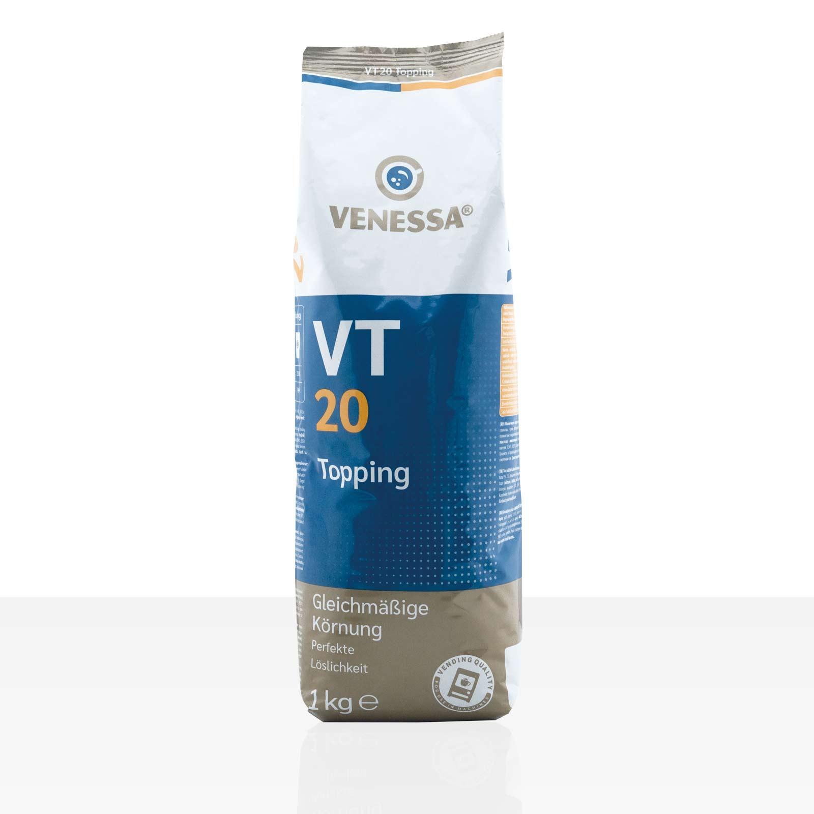 Venessa VT 20 Topping 1kg Milchpulver