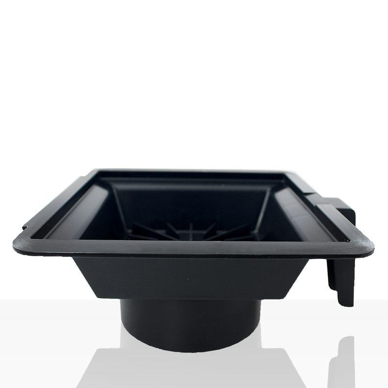 Bonamat Filterpfanne für Pouches Kunststoff