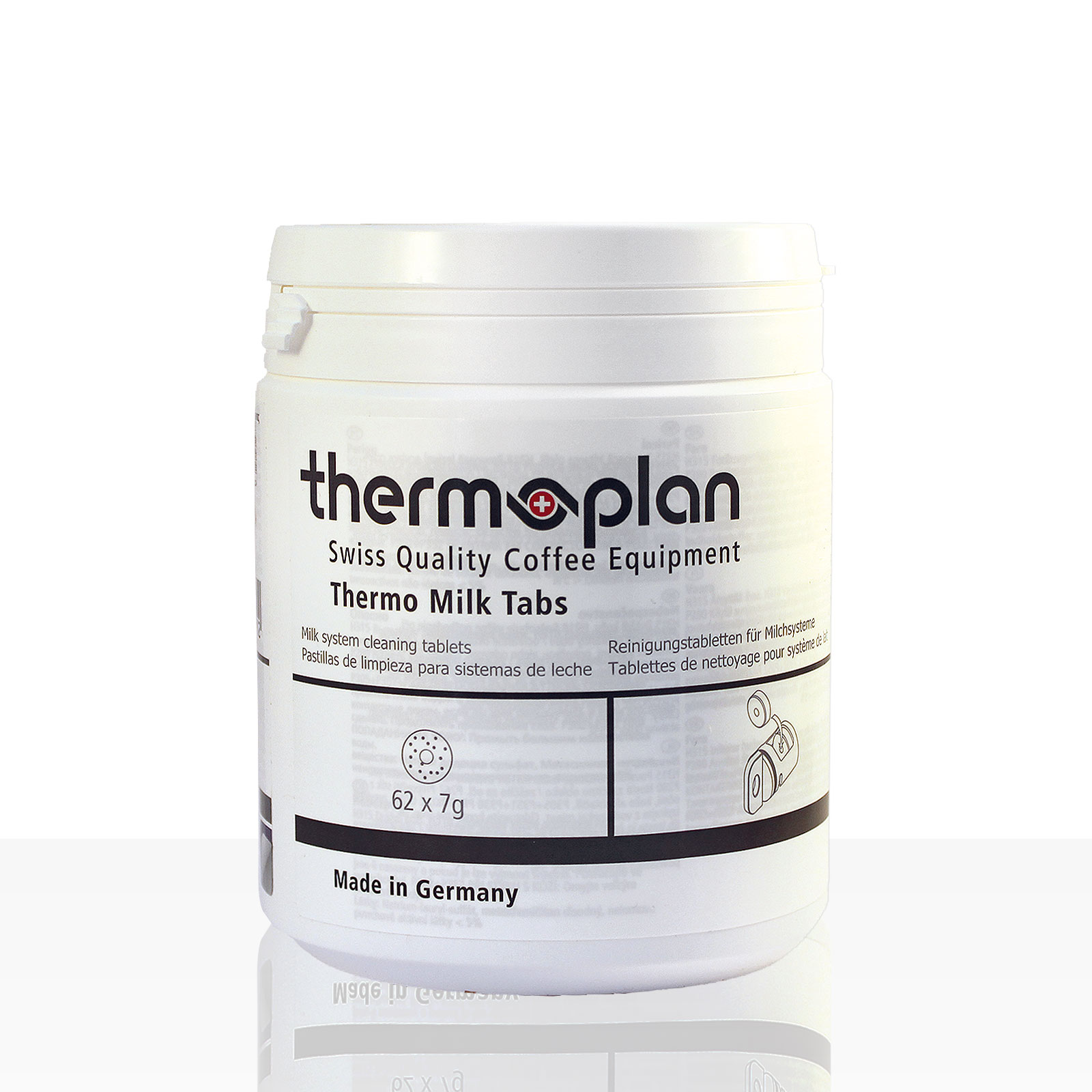 Thermoplan Thermo Milk Tabs Reinigungs-Tabletten 62 x 7g