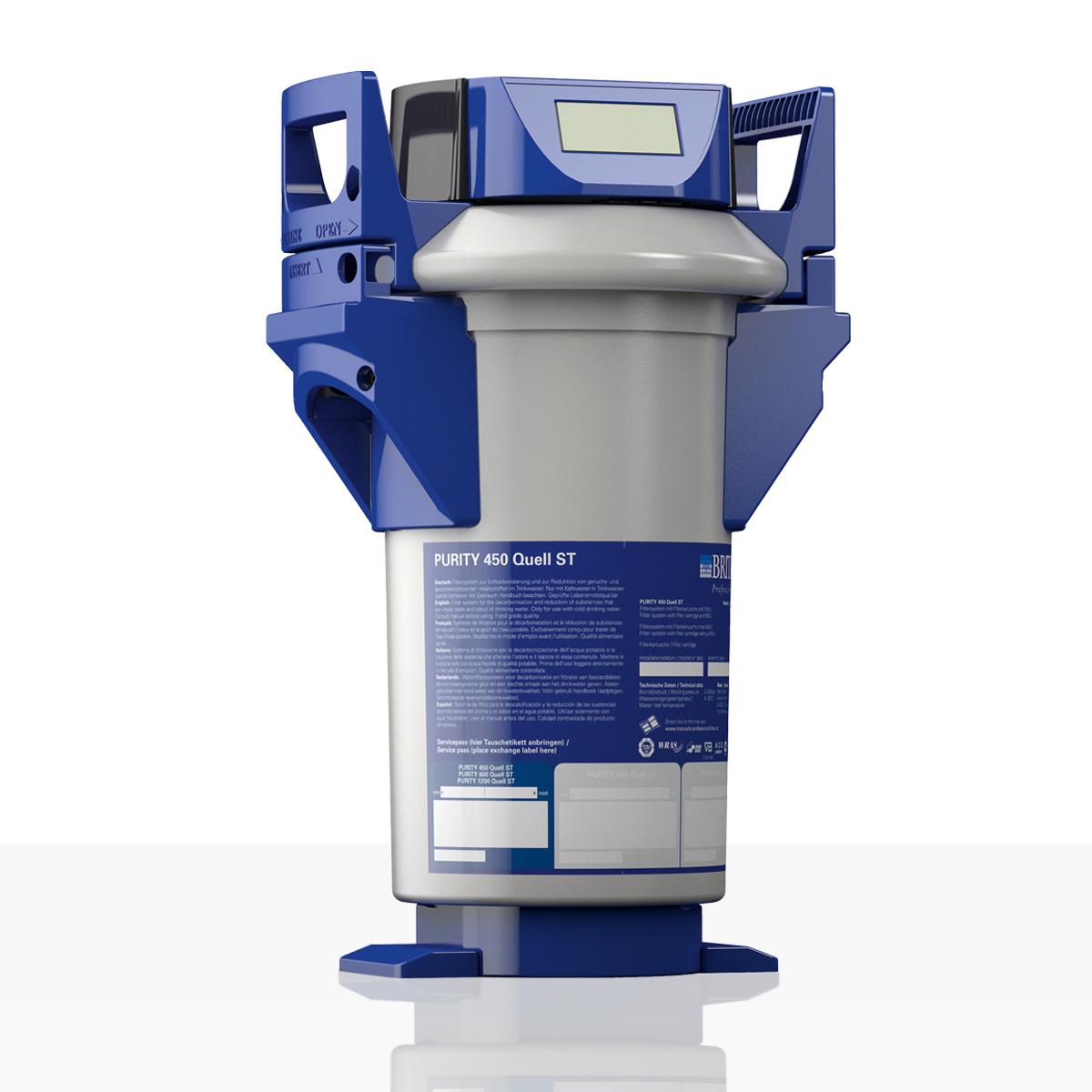 Brita Purity 450 Quell ST Filtersystem mit MAE