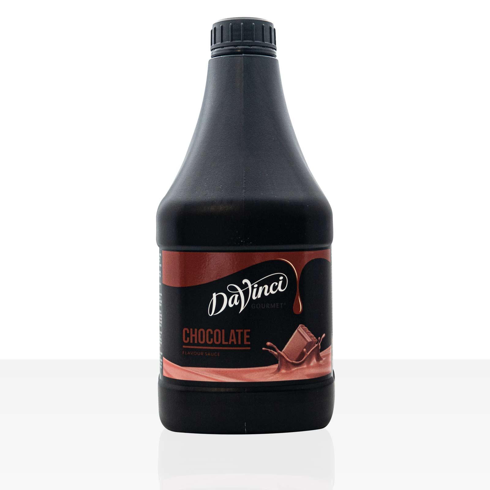 Da Vinci Gourmet Flavour Sauce Chocolate 2,5kg Schoko-Soße