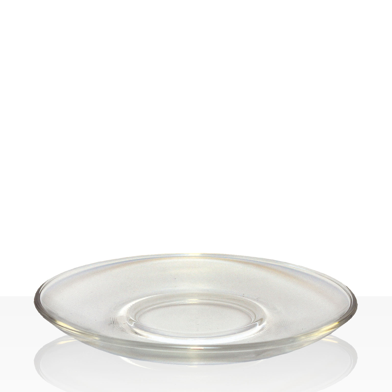 Tchibo Pure Unterteller für Tee-Glas 0,3l