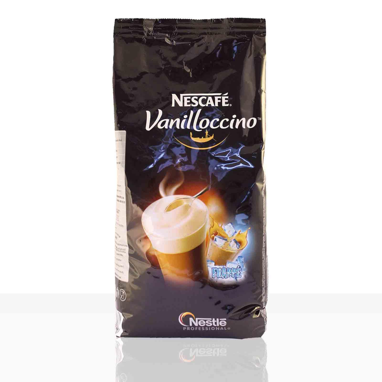 Nestle Nescafe Frappe Vanilloccino - 1kg Vanillepulver Instantpulver Milchshake