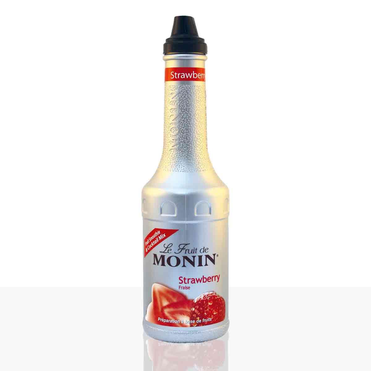 Monin FruchtPüree Mix Erdbeere 1 l