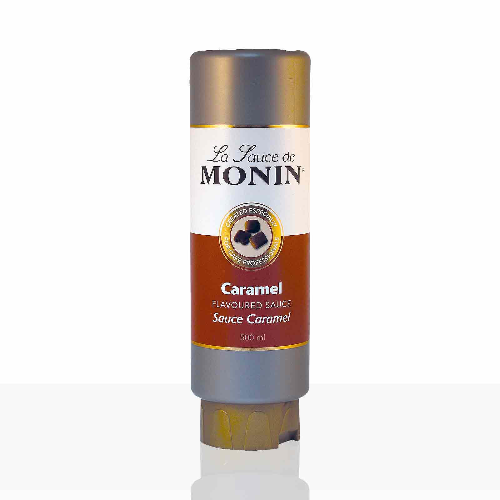 Monin Sauce Caramel 0,5 l Karamell-Soße