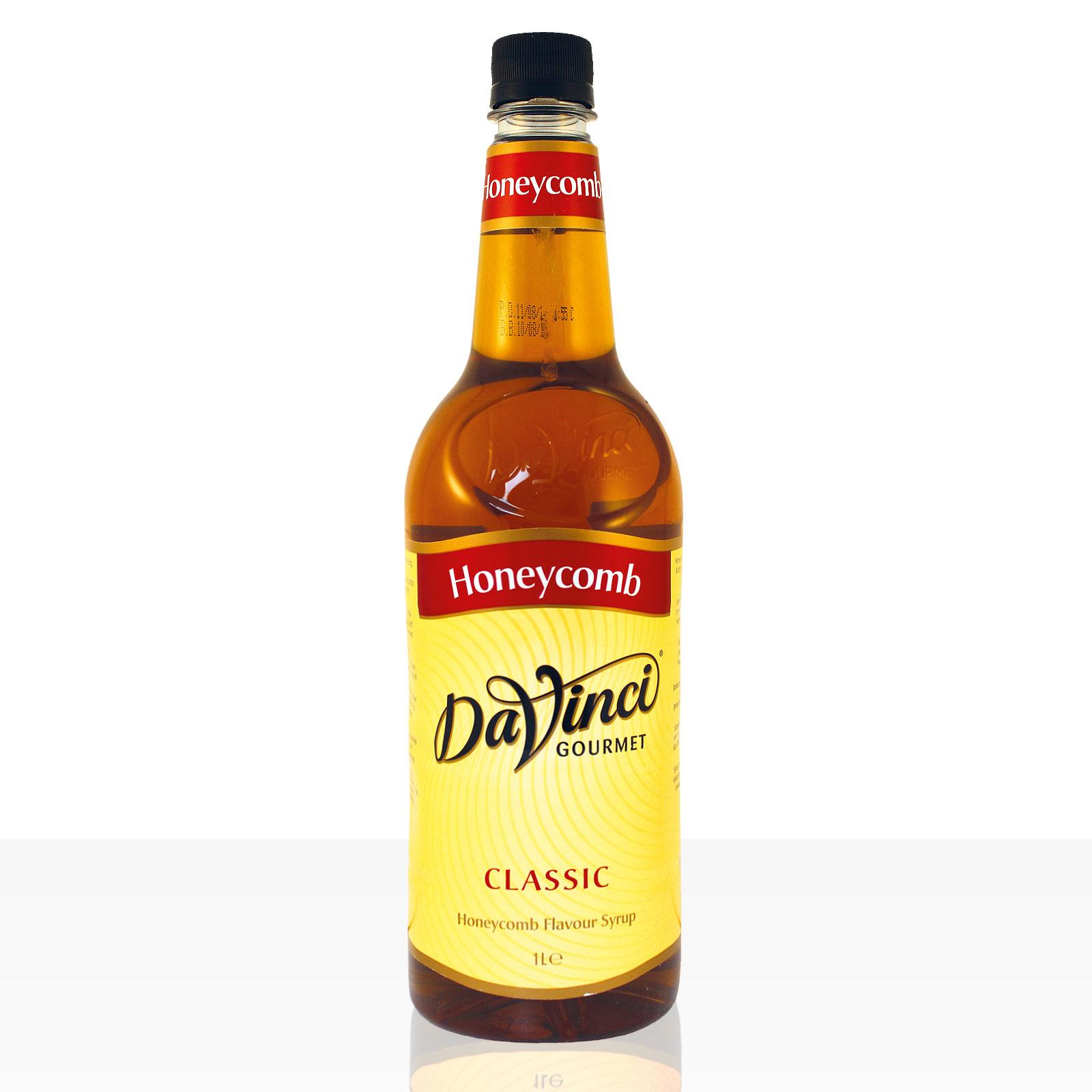 Da Vinci Gourmet Sirup Honeycomb 6 x 1000ml