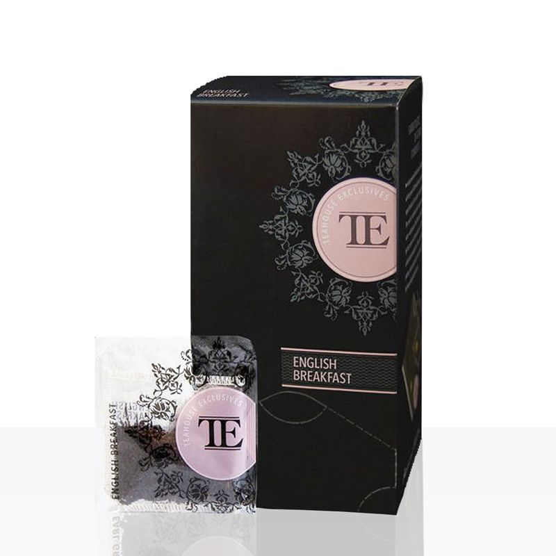 TE Luxury Teahouse Exclusive English Breakfast 6 x 15 Beutel á 3,5g