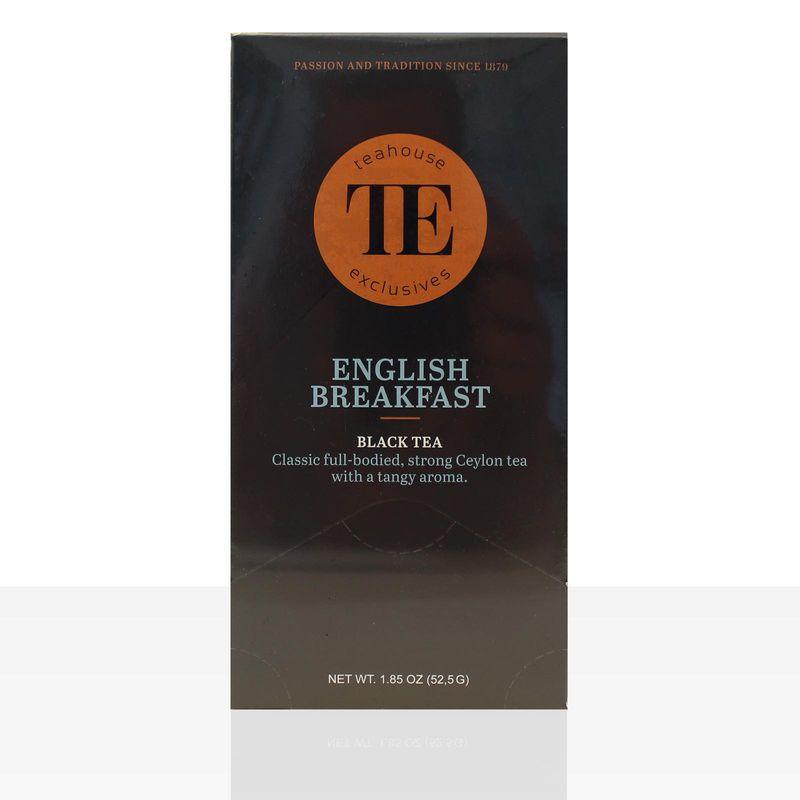 TE Luxury Teahouse Exclusive English Breakfast 6 x 15 Beutel á 3,5g