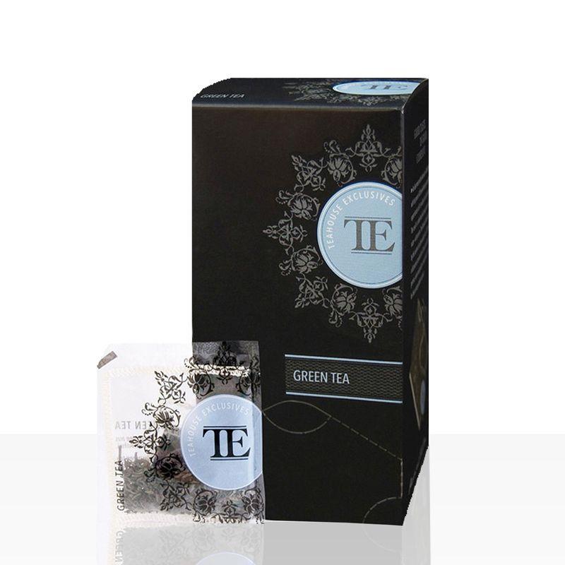 TE Luxury Teahouse Exclusives Green Tea 15 x 3,5g Grüner Tee