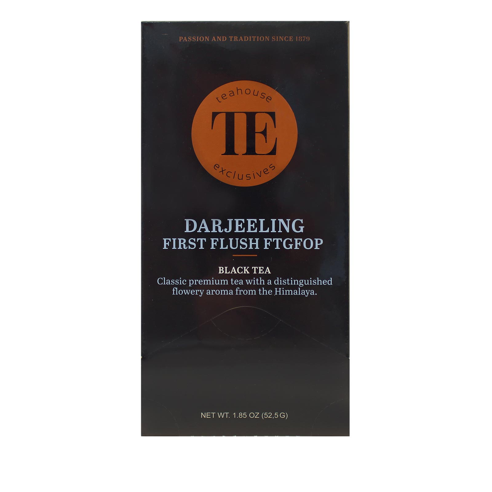 TE Luxury Teahouse Exclusives Darjeeling First Flush 15 x 3,5g Tee