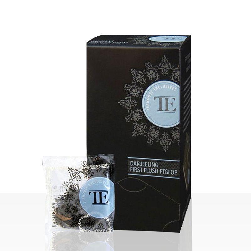 TE Luxury Teahouse Exclusives Darjeeling First Flush 15 x 3,5g Tee