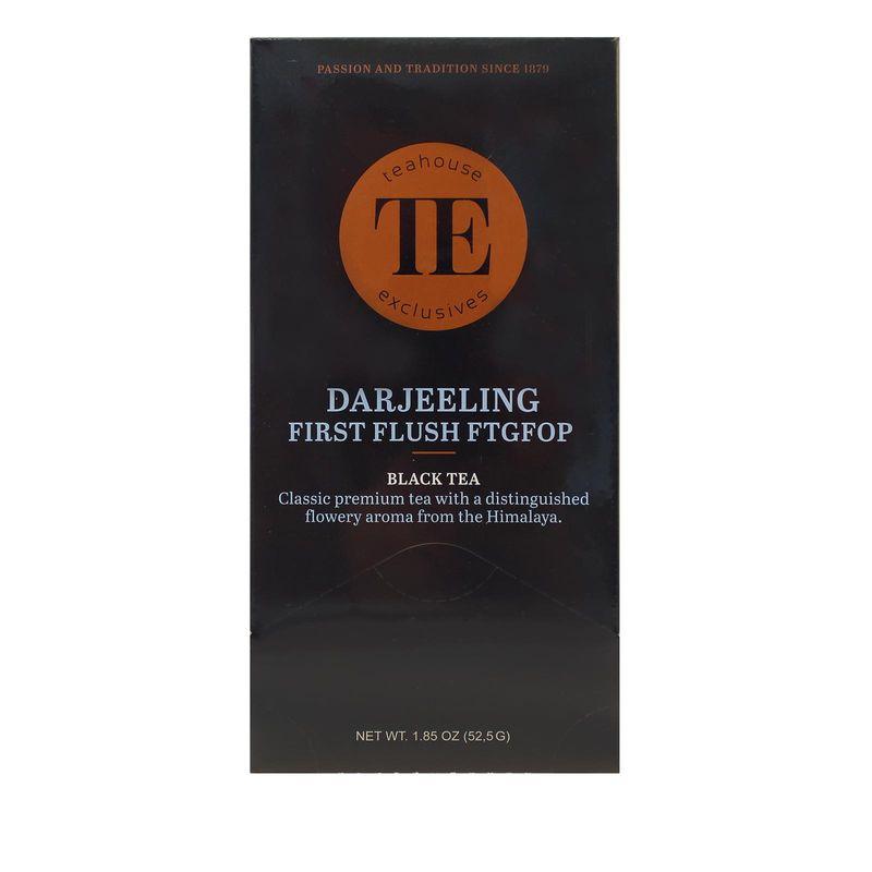 TE Luxury Teahouse Exclusives Darjeeling First Flush 6 x 15 Beutel á 3,5g