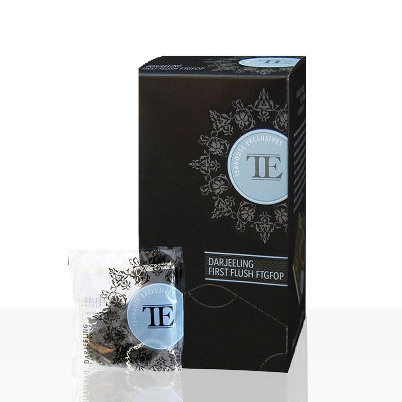 TE - Luxury Teahouse Exclusives Darjeeling First Flush 6 x 15 Beutel á 3,5g