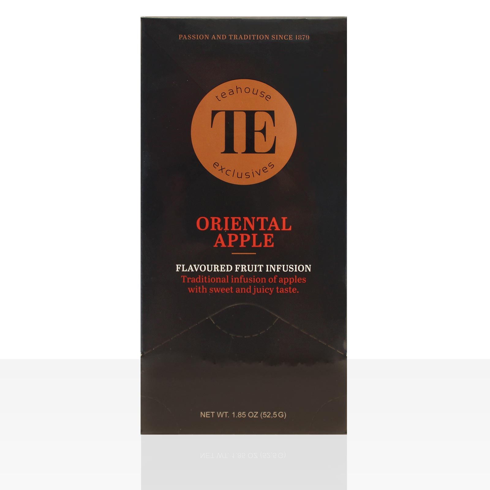 TE Luxury Teahouse Exclusives Oriental Apple 6 x 15 Beutel á 3,5g Tee Apfel