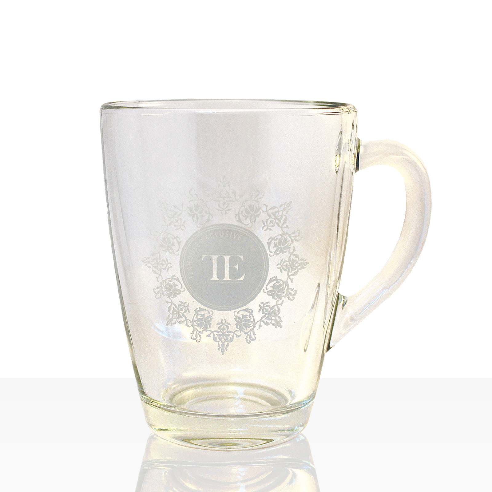 TE Luxury Tea Mug Tee Glas Classic Design 310ml