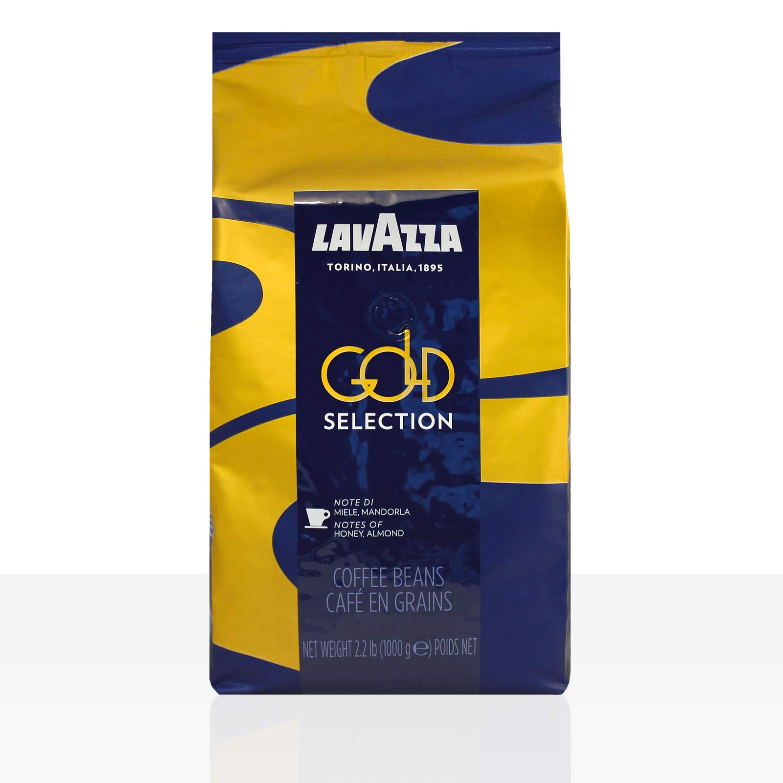 Lavazza Espresso Gold Selection - 6 x 1kg ganze Kaffee-Bohne