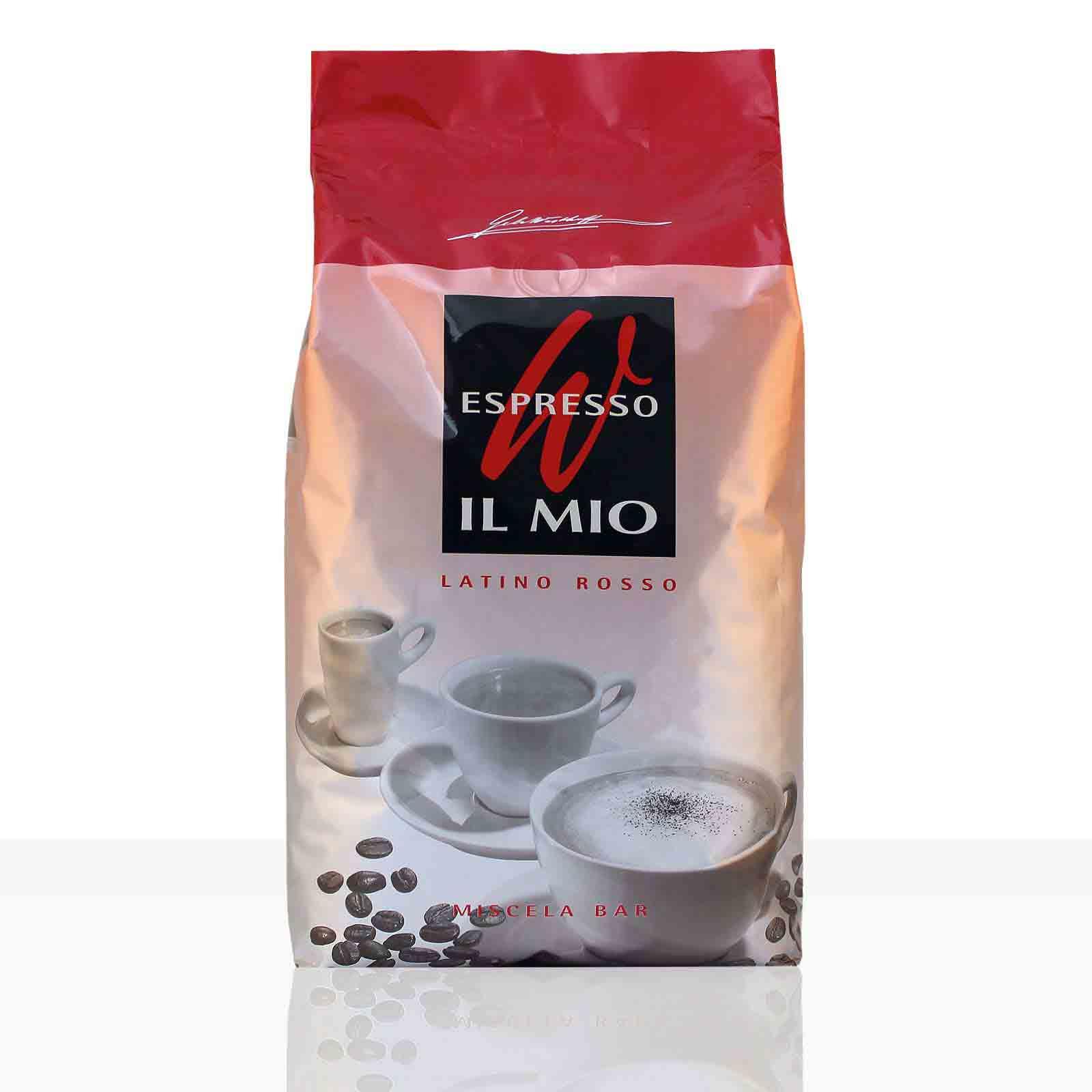 Westhoff Espresso Il Mio Latino Rosso - 1kg ganze Kaffee-Bohne
