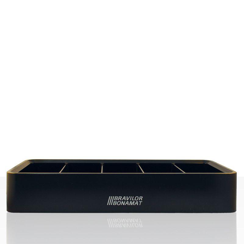 Bonamat Zutatenbox, Zubehörbox, Ordnungs-System für Kaffeeausschank