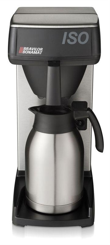 Bonamat Iso Schnellfilter Kaffeemaschine inkl. Thermoskanne 2l