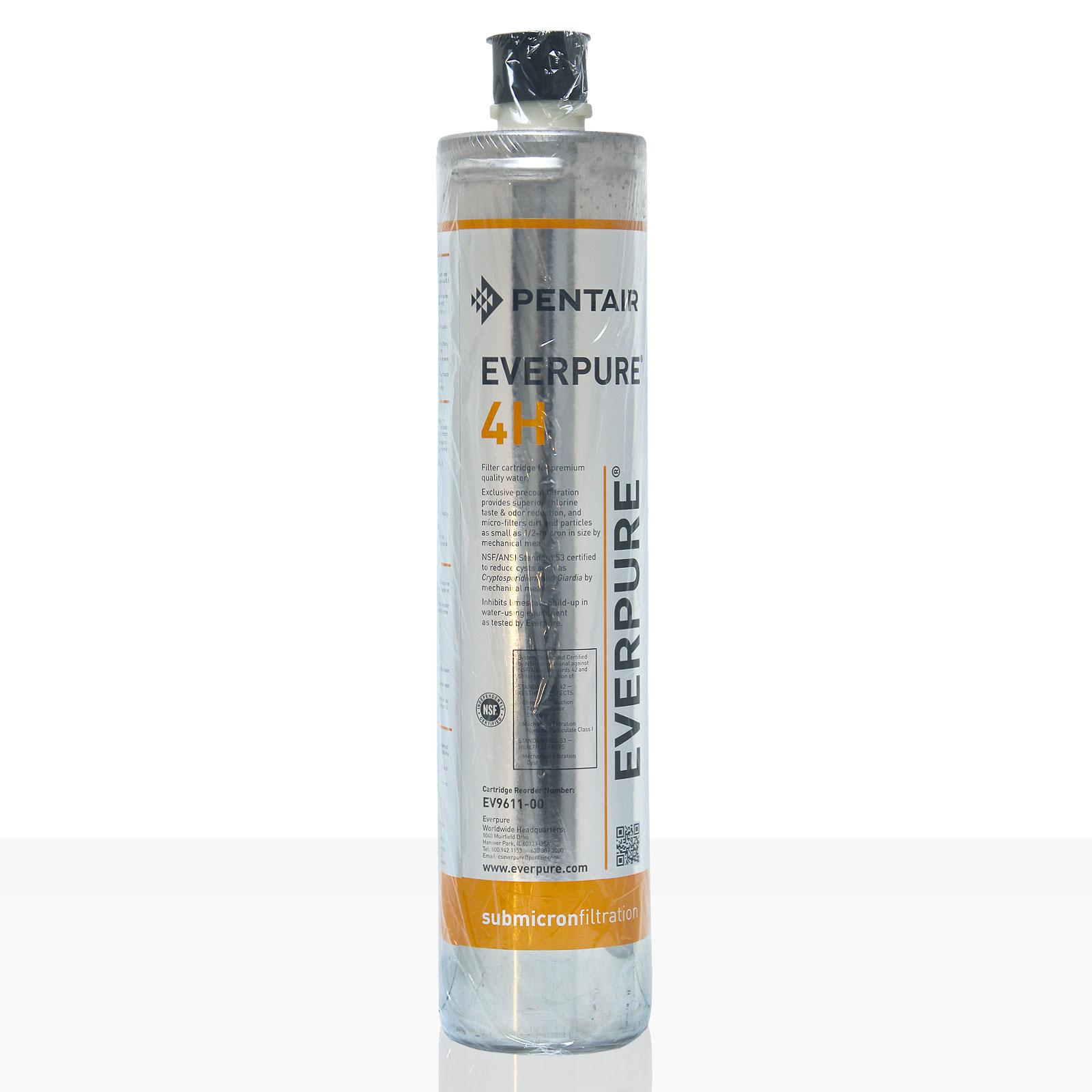 Everpure Filterpatrone 4H, für Kaffeemaschinen, 5600 Liter
