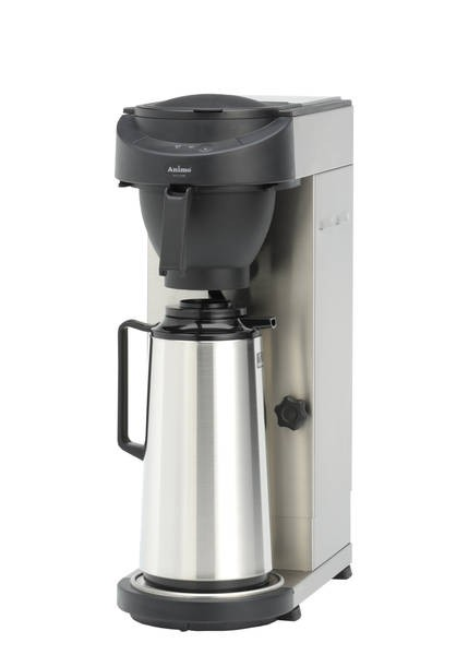 Animo MT 100v Edelstahl Kaffeemaschine (ohne Kanne)