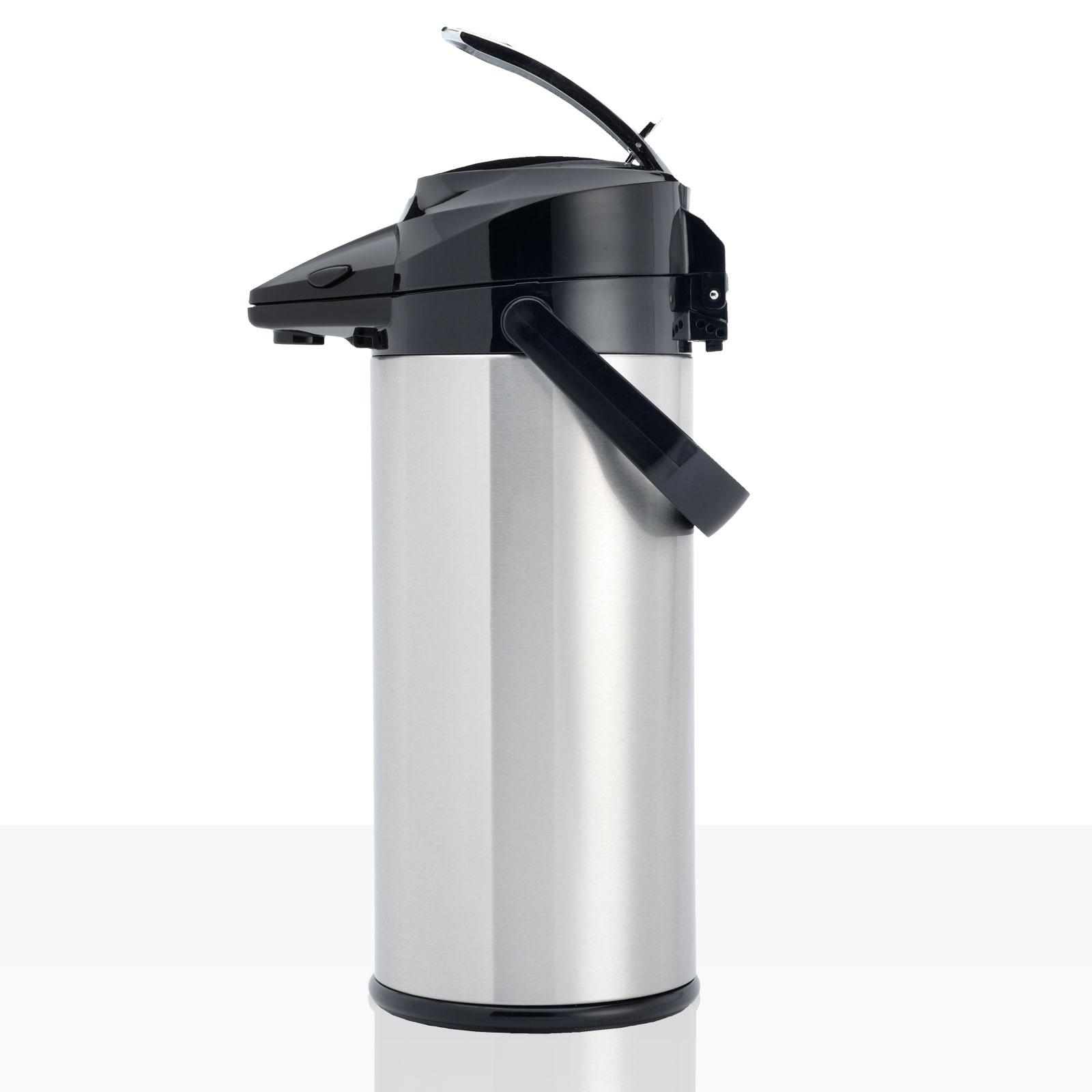 Animo Pumpkanne 2,1l, Kanne für Kaffeemaschine - Edelstahleinsatz
