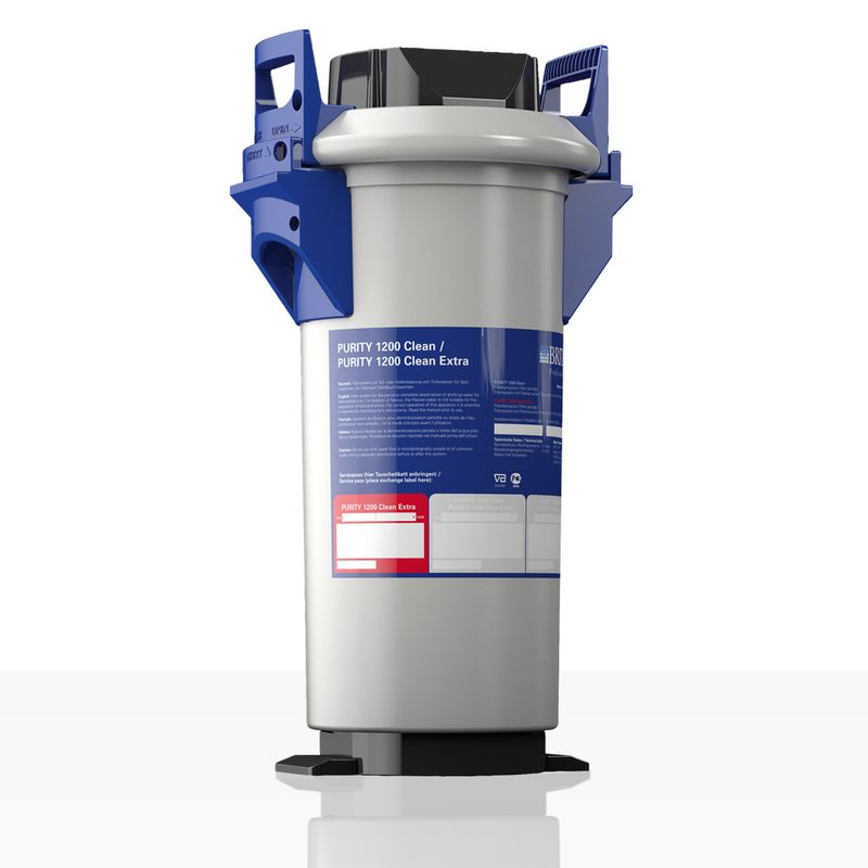 Brita Purity 1200 Clean Extra Filtersystem Vollentsalzung ohne MAE