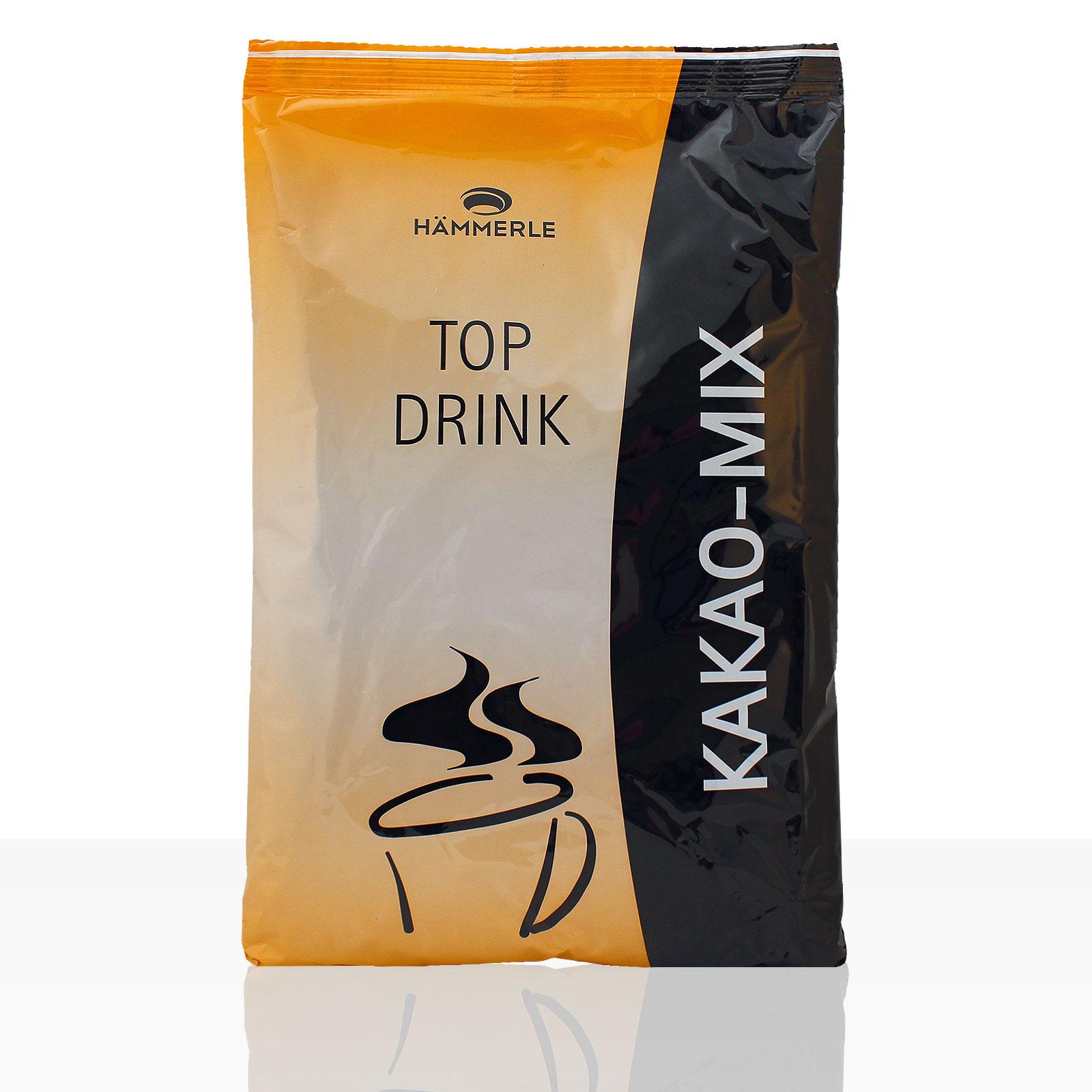 Hämmerle Kakao-Mix 10 x 1kg, Top Drink Instantkakao