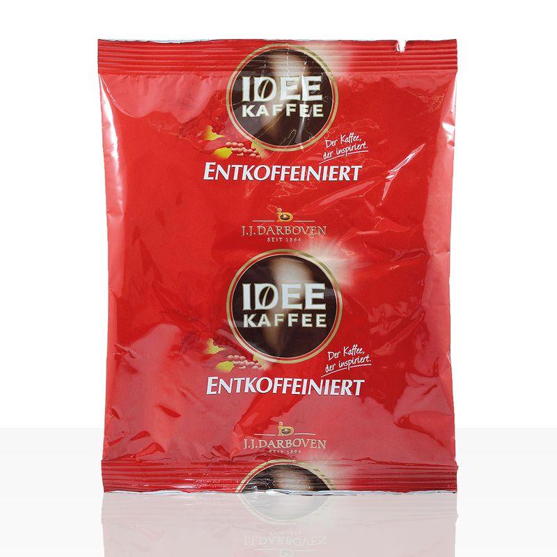 Darboven Idee Classic entkoffeiniert - 100 x 60g Kaffee gemahlen