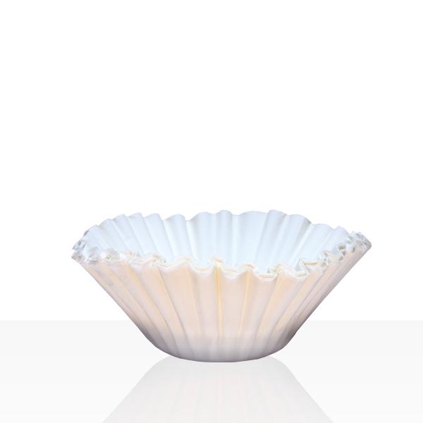 Korbfilter für Bonamat, Bartscher, Animo 85/245 mm, 1000 Stk weiß, Kaffeefilter