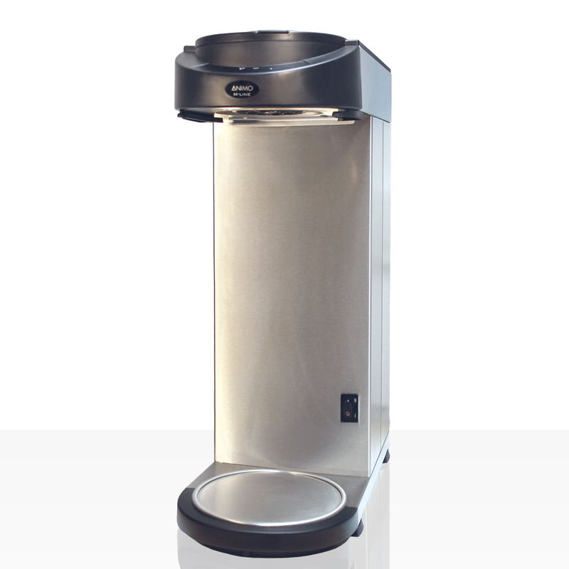 Animo Kaffeemaschine MT100 Kompakt Pouch ohne Kanne