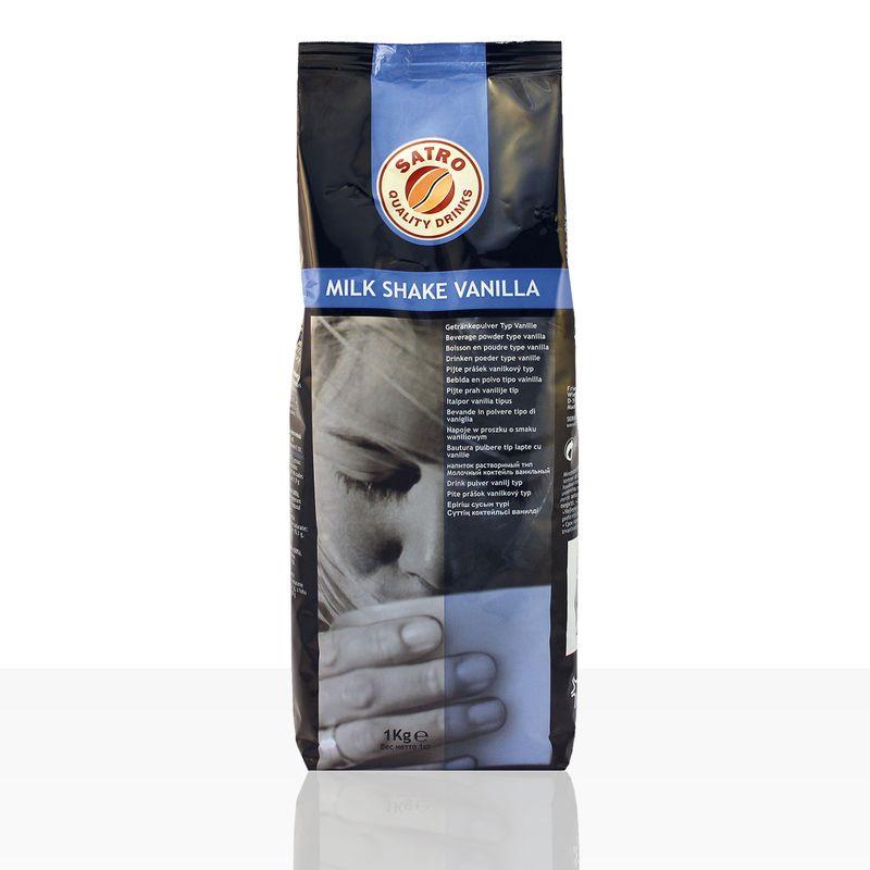 Satro Milk Shake Vanilla 1kg Vanillemilch Instant