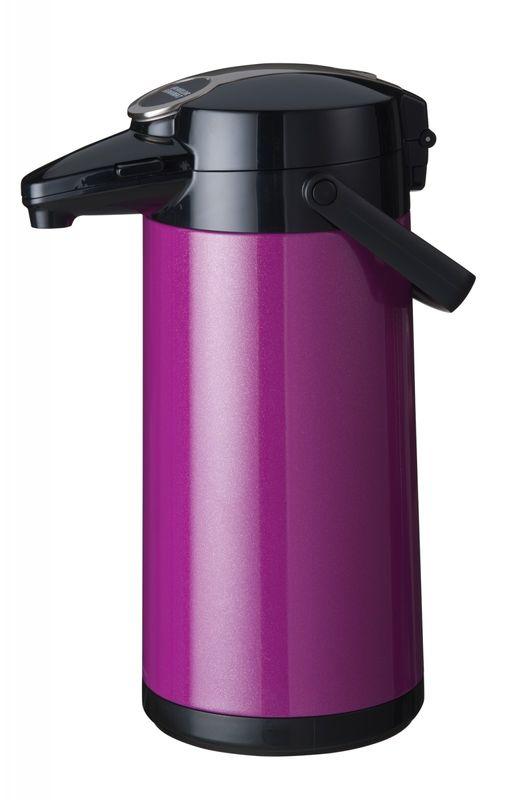Bonamat Airpotkanne Furento für Bonamat TH10 - 2,2l Edelstahleinsatz Metallic Violett