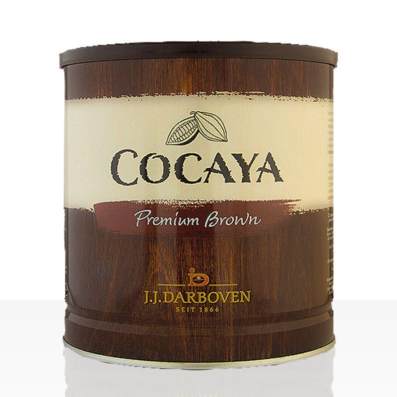 Darboven COCAYA Premium Brown 1,5kg Dose Kakao Trinkschokolade
