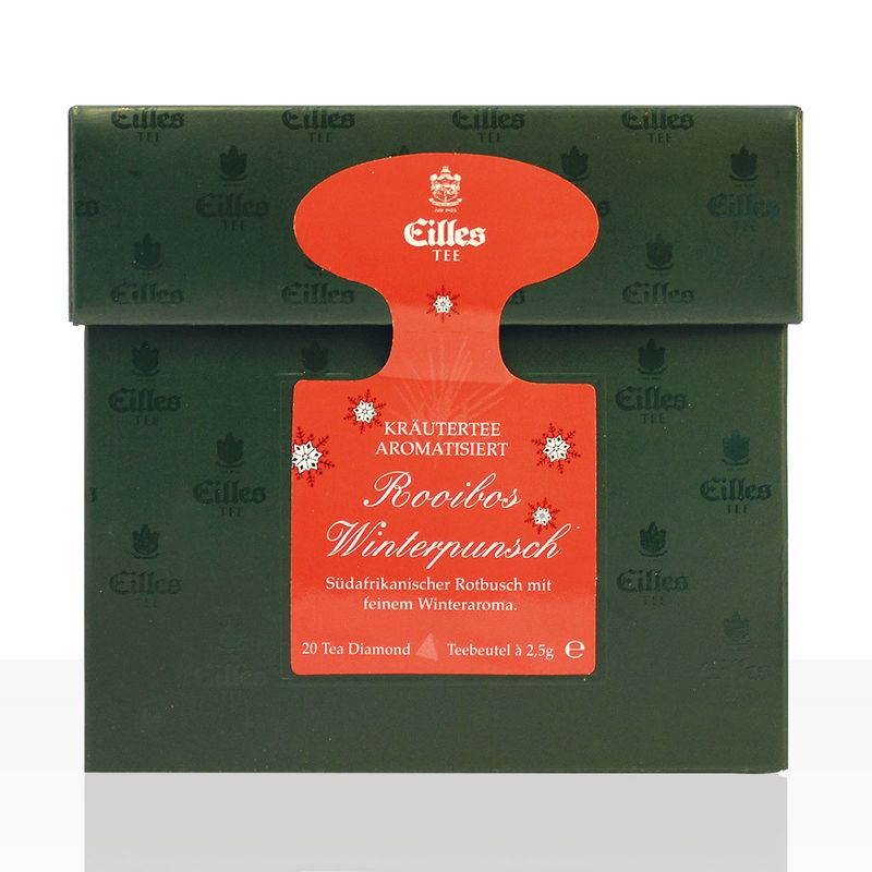 EILLES Tea Diamond Rooibos Winterpunsch 20 x 2,5g