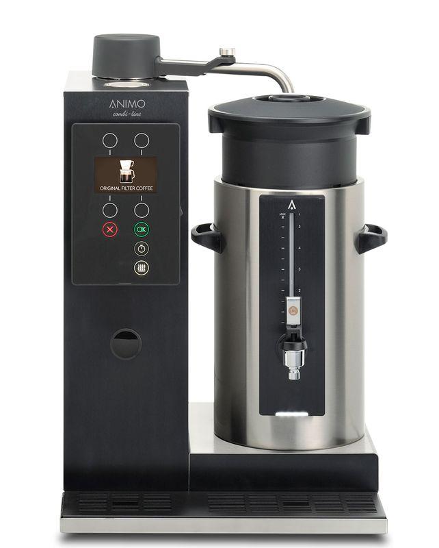 Animo Rundfilter Kaffeemaschine Combi Line CB 1x5l rechts