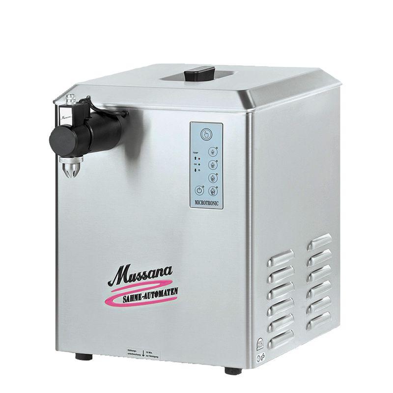 Mussana 12-Liter Grande Sahnemaschine