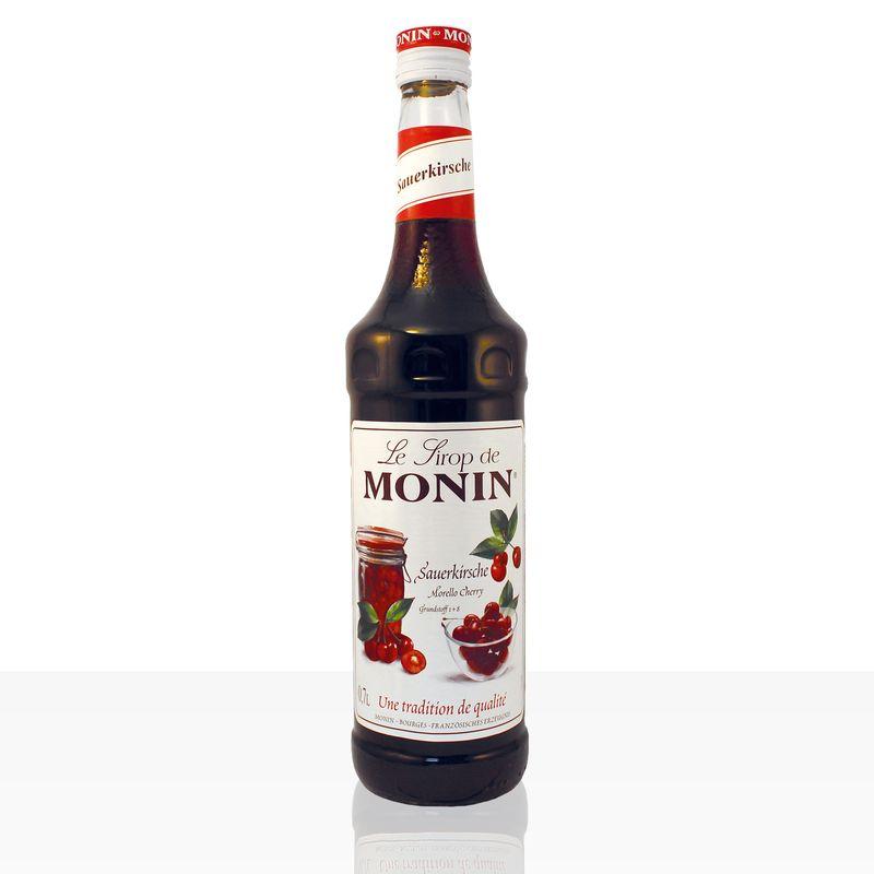Monin Sirup Sauerkirsche 0,7 l