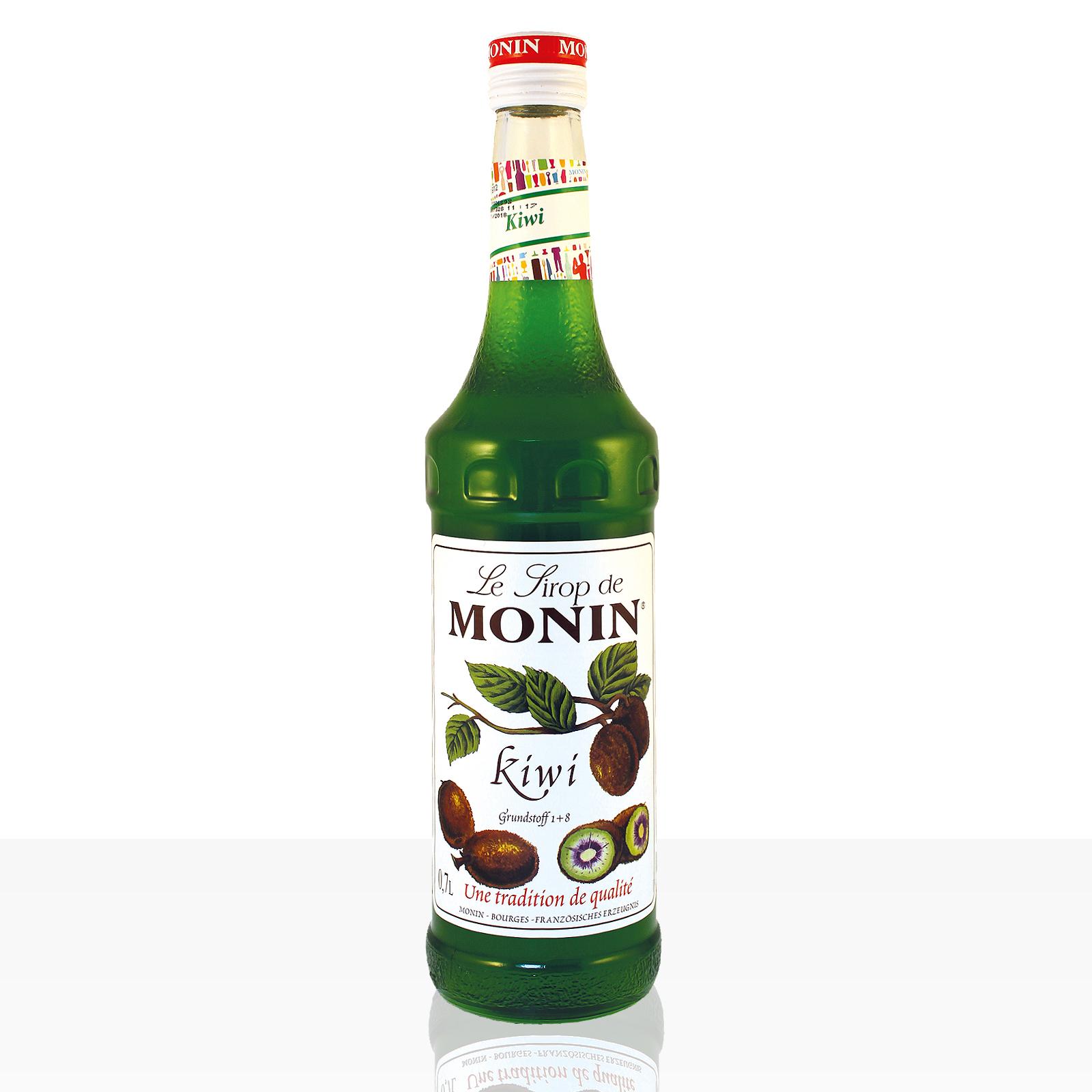 Monin Sirup Kiwi 0,7 l - B-Ware