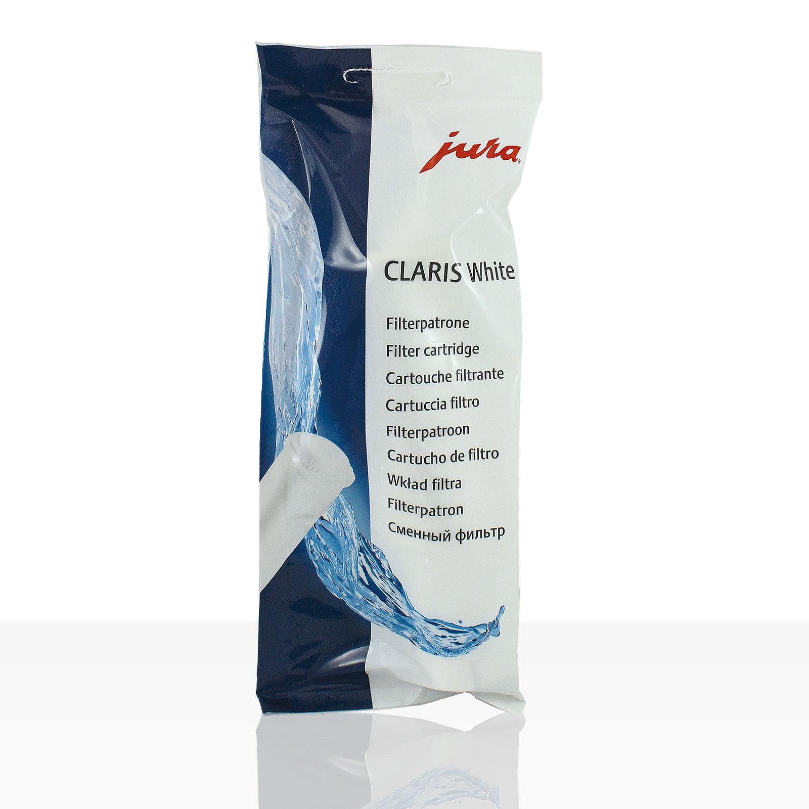 Sale - Jura Claris White Filterpatrone für Impressa, Wasser-Filter (60209) - B-Ware