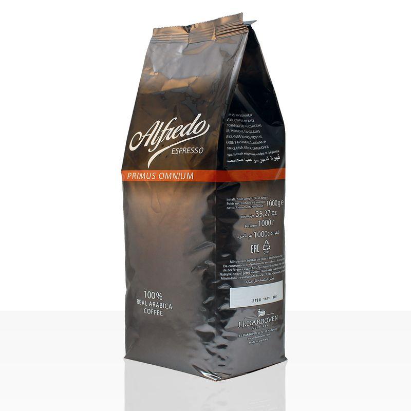 Darboven Alfredo Espresso Primus Omnium Kaffee 1kg ganze Bohne – Bild 2