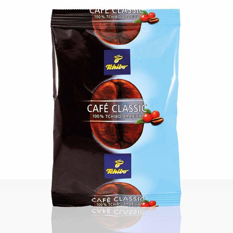 Tchibo Cafe Classic Mild Kaffee gemahlen portioniert - 3600 x 60g (1 Palette) - Aktion