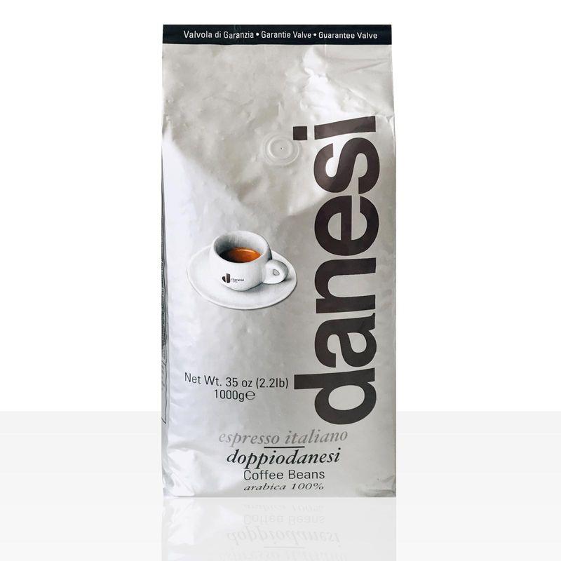 Danesi Caffe Doppio Espresso 1kg ganze Bohne, 100% Arabica