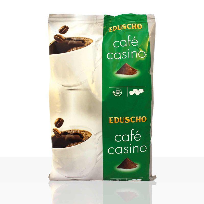Tchibo / Eduscho Cafe Casino kräftig - 500g Kaffee gemahlen, Filterkaffee