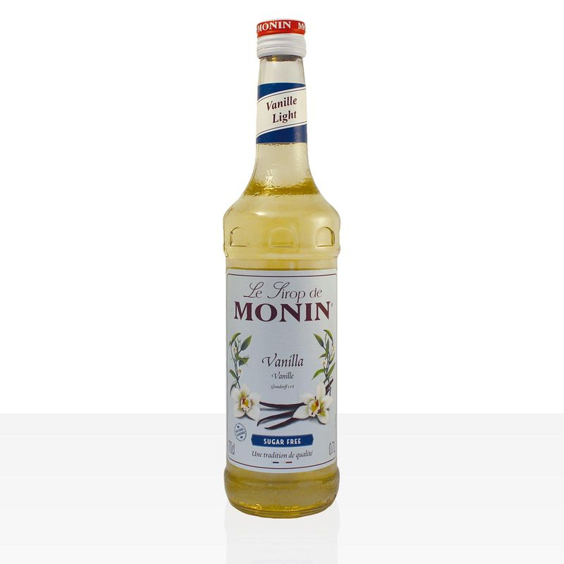 Monin Sirup Vanille light, zuckerfrei 0,7 l