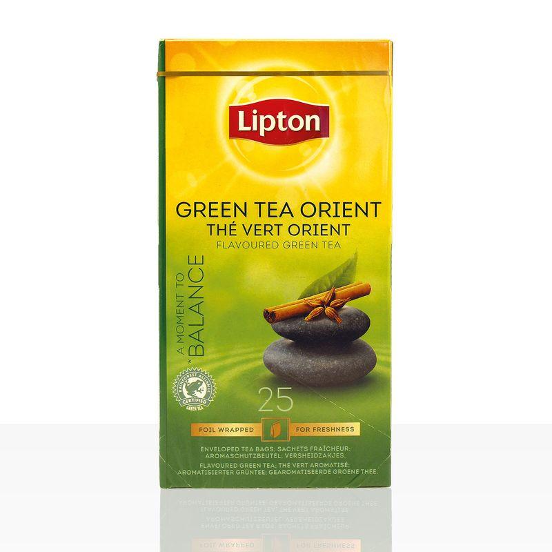 Lipton Tee Classic Green Tea Orient 25 Tea Bags á 1,3g