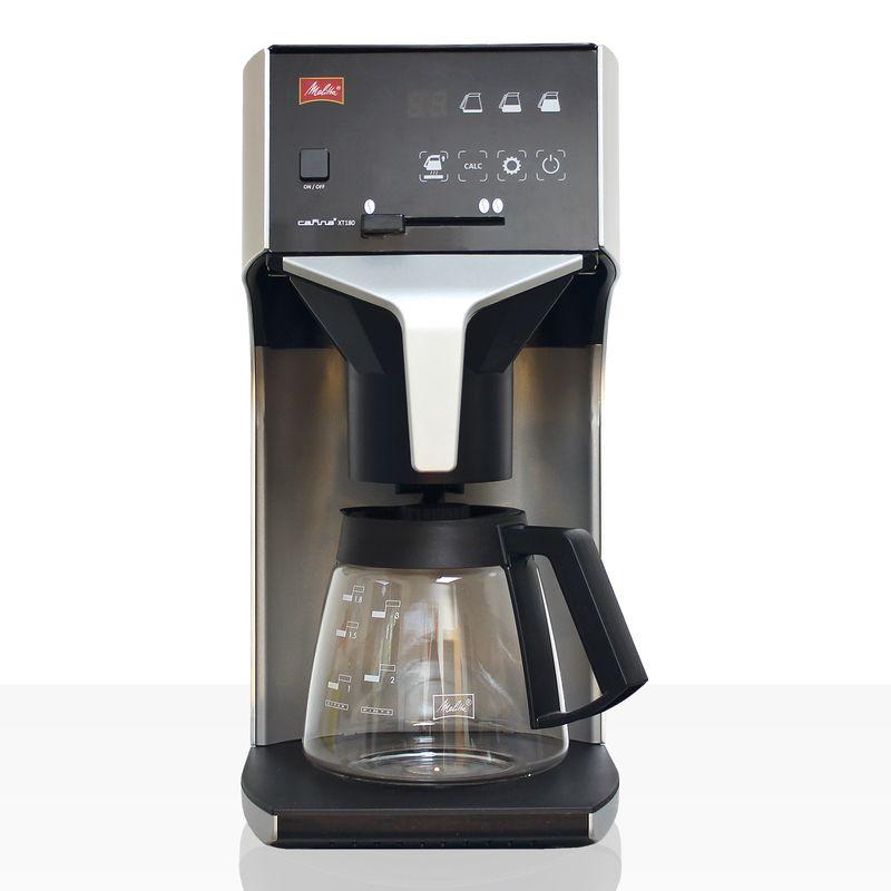 Melitta Cafina XT180 GMC Filter-Kaffeemaschine inkl. Glaskanne 1,8l