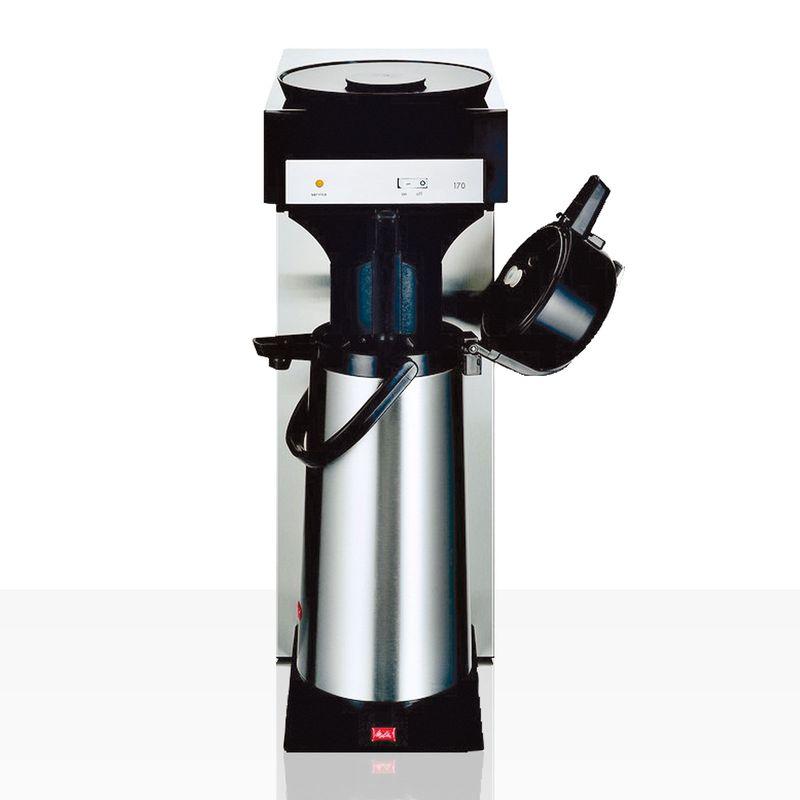 Melitta M 170 MT Gastro Filter-Kaffeemaschine inkl. Kanne (Edelstahlkolben) 2,2l