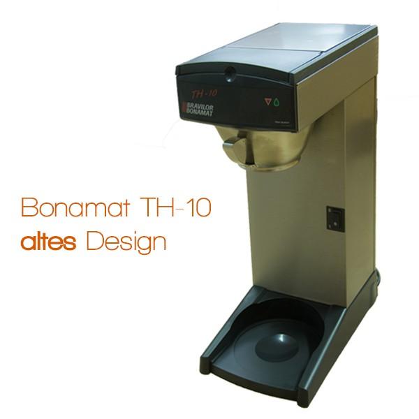 Sale - Bonamat TH10 Kaffeemaschine inkl. Kaffee - ohne Kanne (altes Design) - gebraucht