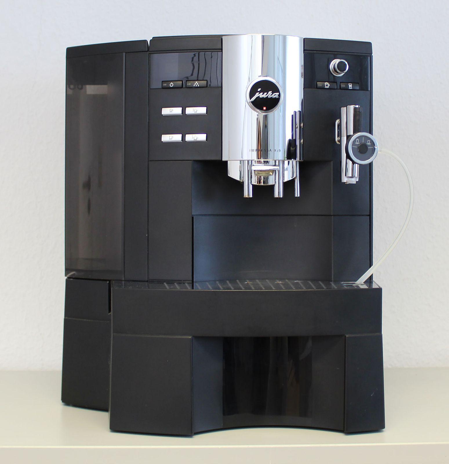 Sale - Jura Impressa XS9 Classic Kaffeevollautomat mit Tank - gebraucht Variante 1